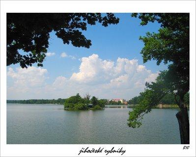 FOTKA - krajina rybníků - jižní čechy