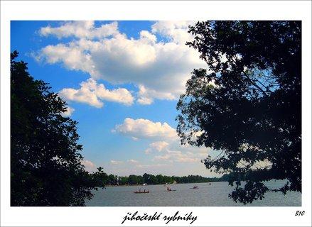 FOTKA - jihočeské rybníky - relaxace