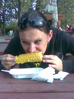 FOTKA - Tak chutná kukuřice!