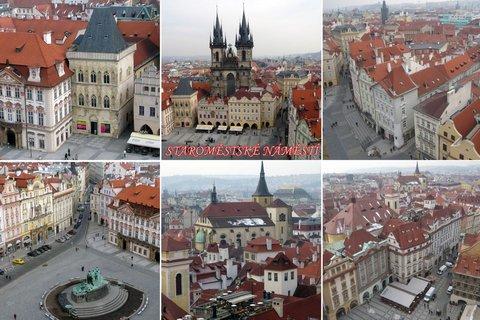 FOTKA - pohlednice z mých fotek - Staroměstské nám. 1)