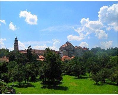 FOTKA - Hrad a zámek Český Krumlov