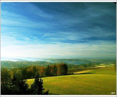 FOTKA - krajina  Hrubého Jeseníku