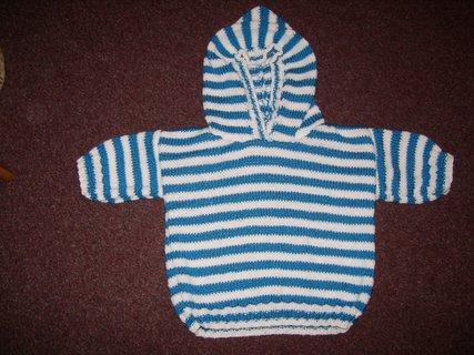 FOTKA - svetřík s kapucí