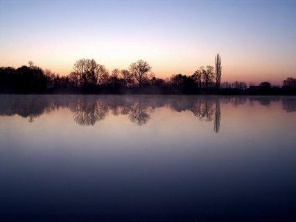 FOTKA - Dnešní svítání 18.4