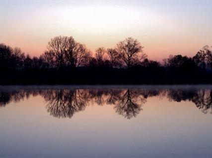 FOTKA - Svítání u rybníka 5,20