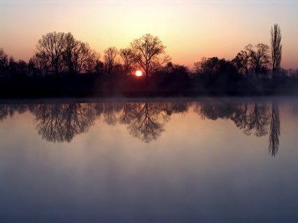 FOTKA - A vidí mlhu