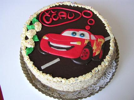 """FOTKA - dorta s oblíbenou """"hláškou"""" mých dětí :-)"""