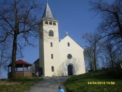 FOTKA - Křížový Vrch u Stoda