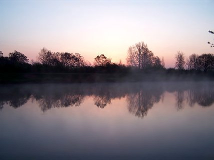 FOTKA - Dnešní Labské svítání - bude trochu nezvyklé