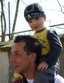 FOTKA - A jeste jednou s tatinkem...