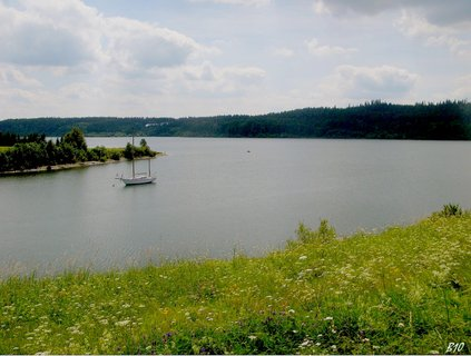 FOTKA - vodní dílo -  Slezská Harta