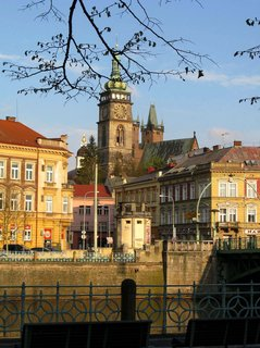 FOTKA - nábřeží s Bílou věží