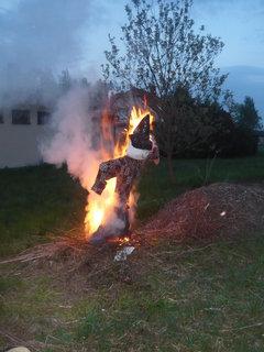 FOTKA - pálení čarodějnic 8