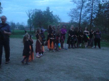 FOTKA - Vyhlášení nejlepších malých a velkých čarodějnic