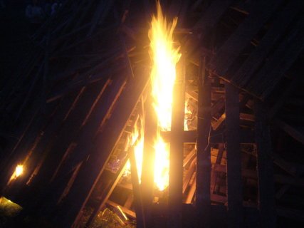 FOTKA - Plamínku plápolej