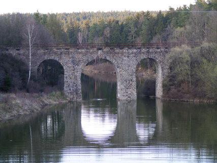 FOTKA - Starý most nad Želivkou