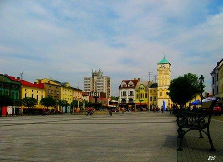 FOTKA - náměstí - Karviná