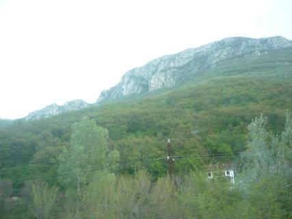 FOTKA - můj výlet do Turecka - Srbské hory