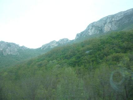 FOTKA - můj výlet do Turecka - Srbské hory Kopaonik