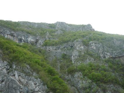 FOTKA - můj výlet do Turecka - Srbské hory Kopaonik je to nádhera ten skalní masiv