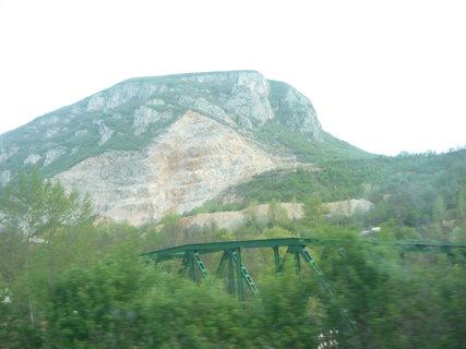 FOTKA - můj výlet do Turecka - Srbské hory...