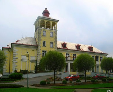FOTKA - dětské sanatorium - Jeseník