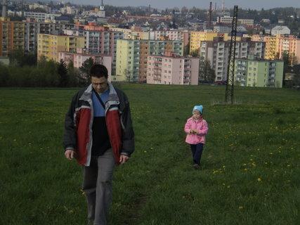 FOTKA - procházka na Uhlířák v Bruntále