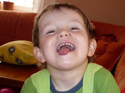 FOTKA - Povedenej usměv