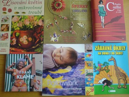 FOTKA - Výhry knihy