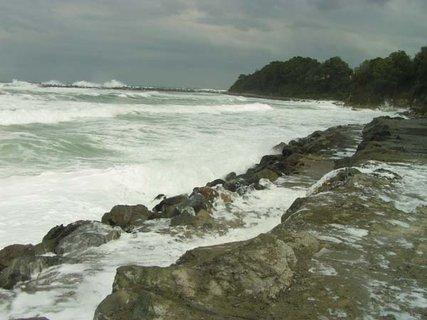 FOTKA - divoké Bulharské moře