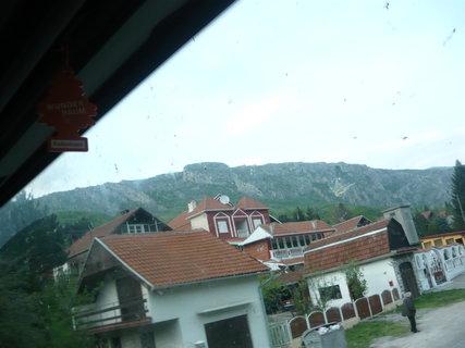 FOTKA - můj výlet do Turecka - Srbské hory.....