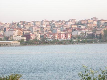FOTKA - Bosporský průliv v Istanbulu....