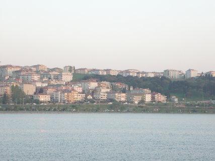 FOTKA - Bosporský průliv v Istanbulu,,,,,