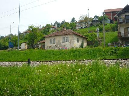 FOTKA - domky v Srbsku na srbsko - bulharských hranicích