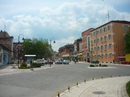 FOTKA - Srbské městečko Dimitrovgrad