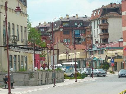 FOTKA - Srbské městečko Dimitrovgrad......