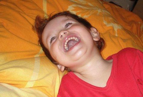 FOTKA - Dětsky smích...