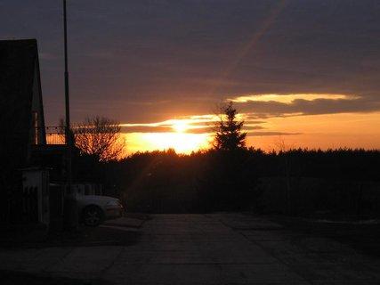 FOTKA - Západ slunce _1