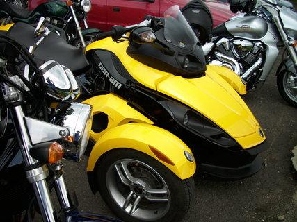 FOTKA - Super motorka na třech kolech