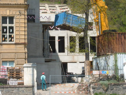 FOTKA - stavební ruch