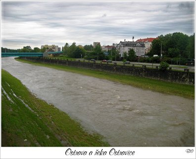 FOTKA - ráno s Ostravou