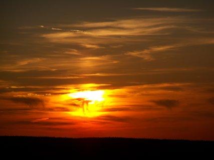 FOTKA - Paleta barev na nebi