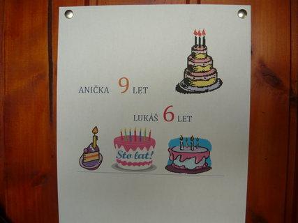 FOTKA - narozeniny