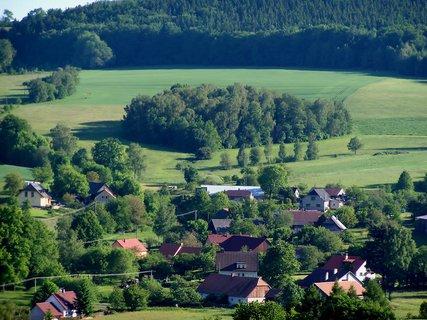 FOTKA - Východočeská vesnička.