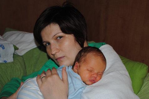 FOTKA - s maminkou po pap�n�