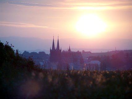 FOTKA - Sluníčko nad Chrudimí