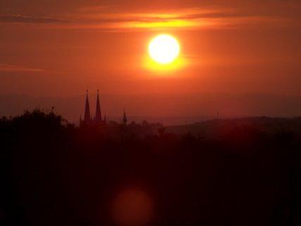 FOTKA - Sluníčko v 5 hod . ráno