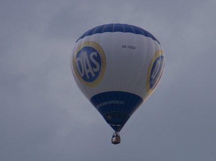 FOTKA - balónové ráno ...