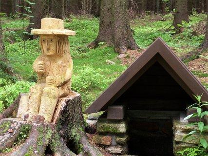 FOTKA - Lesní studánka