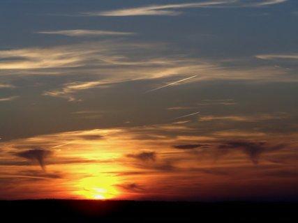 FOTKA - Barevné nebe